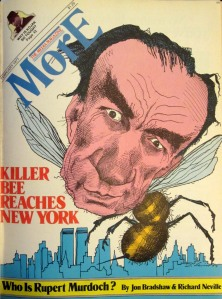More Magazine, February 1977